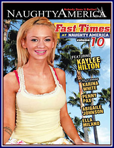 Fast Times At Naughty America University 10 Porn DVD