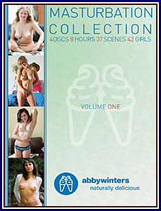 Masturbation Collection 4 Pack Porn DVD