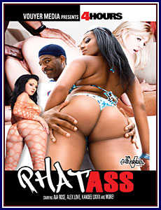 Phat Ass Porn DVD