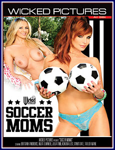 Soccer Moms Porn DVD