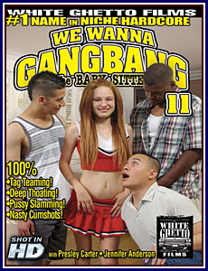 We Wanna Gang Bang The Babysitter 11 Porn DVD