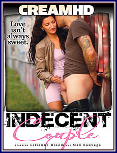 Indecent Couple Porn DVD