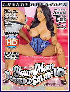 Your Mom Tossed My Salad 10 Porn DVD