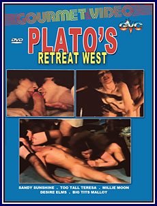 Plato's Retreat West Porn DVD