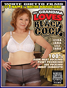 My Grandma Loves Black Cock Porn DVD