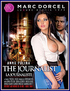 The Journalist Porn DVD