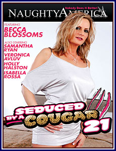 Seduced By A Cougar 21 Porn DVD