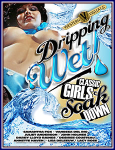 Dripping Wet Porn DVD