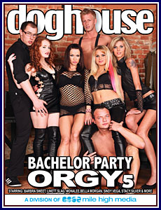 doghouse – Bachelor Party Orgy 5