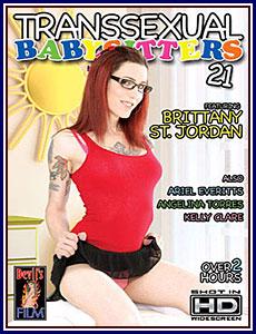 Transsexual Babysitters 21 Porn DVD