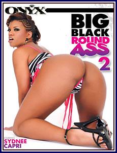 Big Black Round Ass 2 Porn DVD
