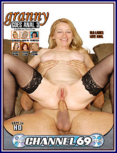 mature solo anal
