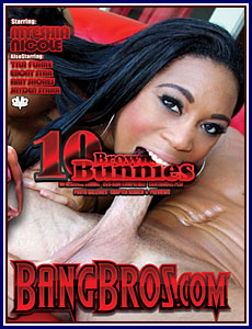 Brown Bunnies 10 Porn DVD