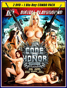 Code of Honor Box Cover Art.