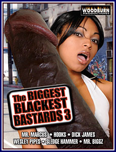 The Biggest Blackest Bastards 3 Porn DVD