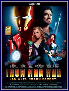 Iron Man XXX: An Axel Braun Parody Porn DVD