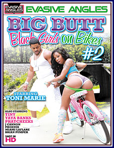 Big Butt Black Girls On Bikes 2 Porn DVD