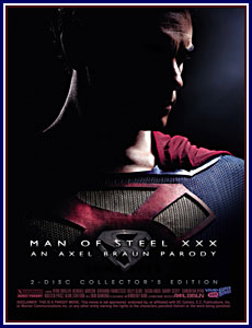 Man of Steel XXX: An Axel Braun Parody Porn DVD