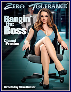 Bangin' the Boss Porn DVD