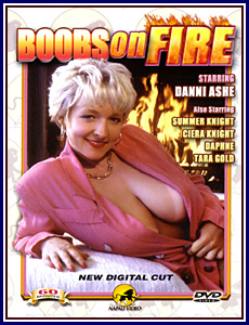 Boobs on Fire - Danni Ashe Porn DVD