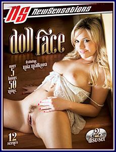 Doll Face Porn DVD