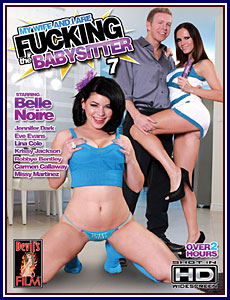 My Wife And I Are Fucking The Babysitter 7 Porn DVD