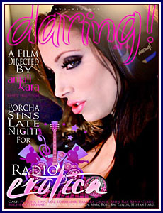 Radio Erotica Box Cover Art.