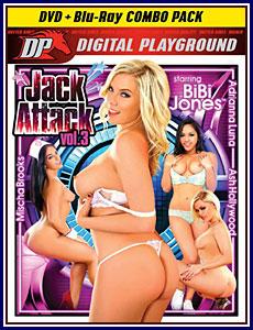 Jack Attack 3 Box Cover Art.