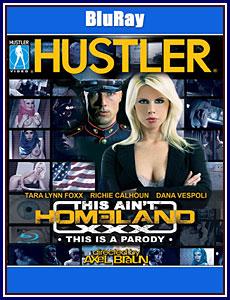 This Ain't Homeland XXX Blu-Ray Box Cover Art.