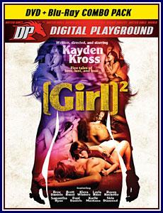 Girl Squared Box Cover Art.