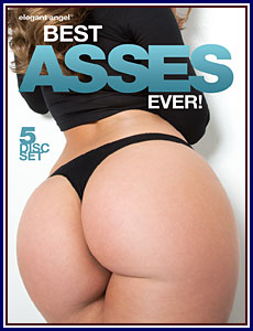 Best Asses Ever 5 Pack Porn DVD