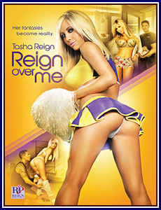 Reign Over Me Box Cover Art.