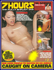 Caught On Camera Porn DVD