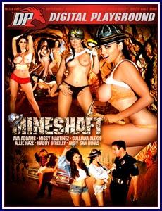Mineshaft Box Cover Art.