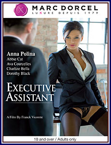 Executive Assistant Porn DVD