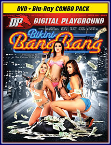 Bikini Bang Bang Box Cover Art.