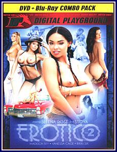Erotico 2 Box Cover Art.