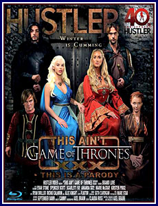 This Ain't Game of Thrones XXX Blu-Ray Porn DVD