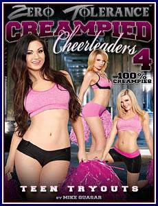 Creampied Cheerleader 4