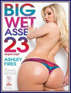 Big Wet Asses 23 –  Ashley Fires