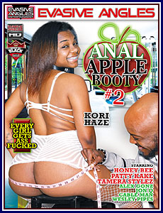 Anal Apple Booty 2 Box Cover Art.