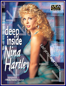 Deep Inside Nina Hartley Porn DVD