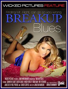 Break Up Blues Porn DVD