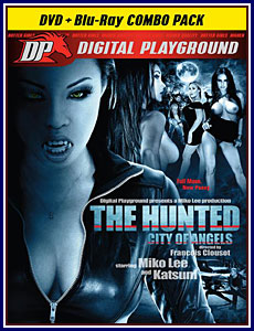 The Hunted: City of Angels Porn DVD