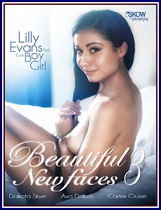 Beautiful New Faces 3 Porn DVD