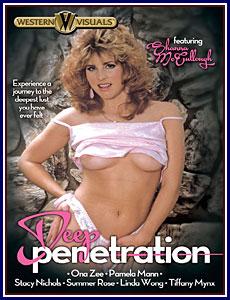 Deep Penetration Porn DVD