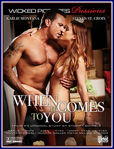 When It Comes To You Porn DVD