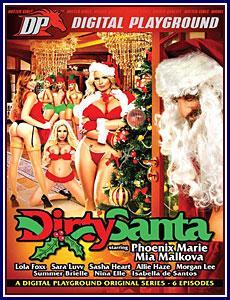 Dirty Santa Porn DVD