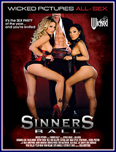 Sinners Ball Porn DVD