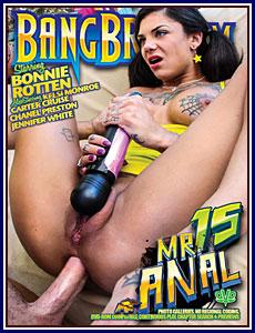 Mr Anal 15 Porn DVD